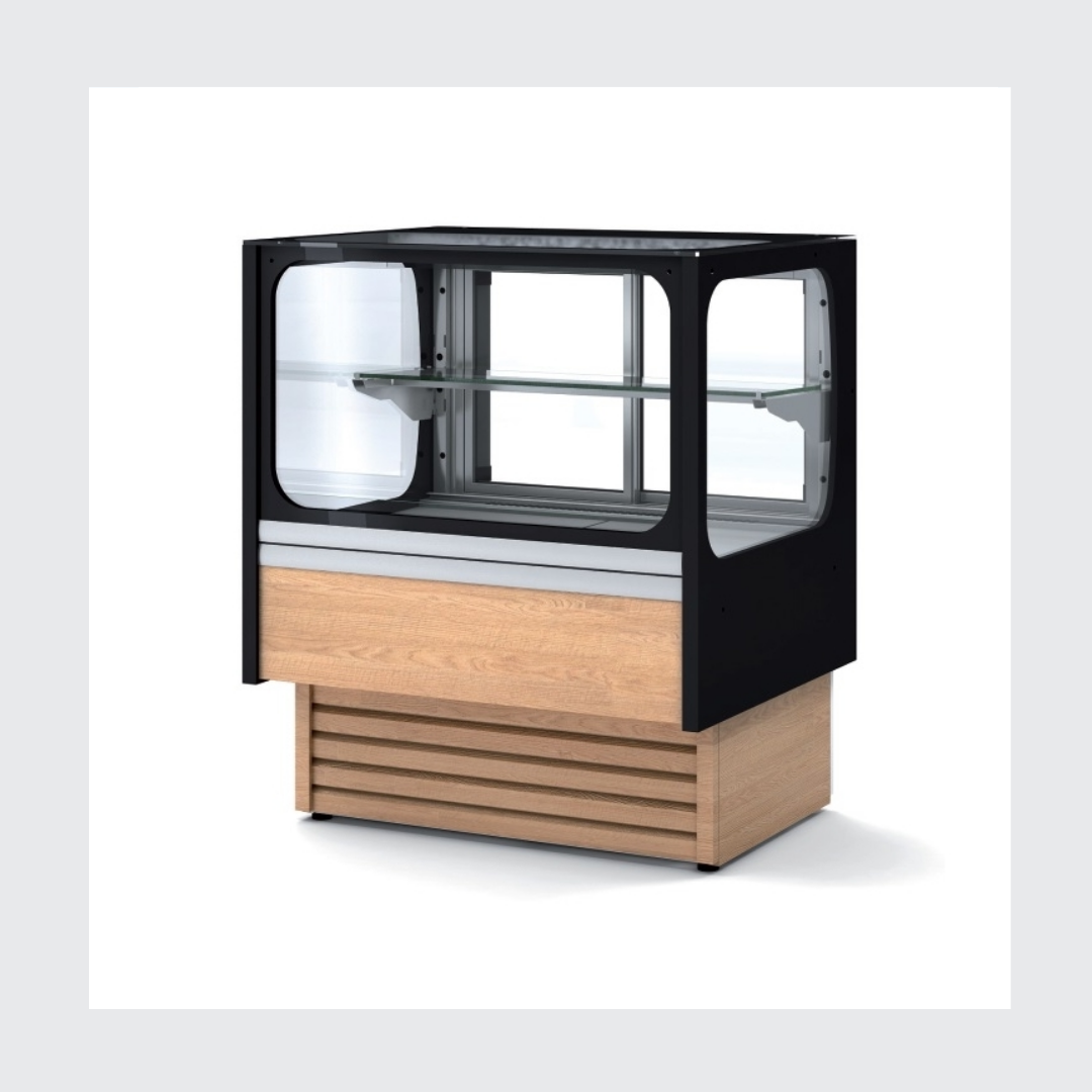 vitrina expositora refrigerada pastelería VV-R